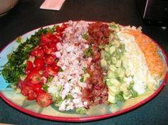 Ensalada Cobb (salad Cobb)