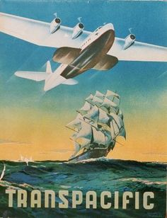pan am flying boat posters - Google Search