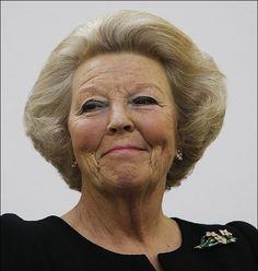 De stijl van: Koningin Beatrix - Girlscene