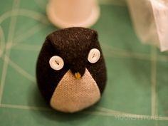 owl tutorial! by tania