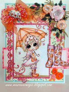 Bestie cards by Maureen