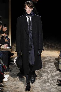 Ermenegildo Zegna Fall 2016 Menswear Fashion Show