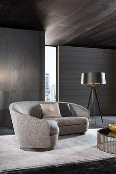Jacques sofa, Rodolfo Dordoni design - Minotti