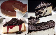 4 Οικονομικά και εύκολα γλυκά ψυγείου που θα λατρέψεις!   ediva.gr Gluten Free Desserts, Sweets Recipes, Cake Recipes, Cooking Recipes, Food Network Recipes, Food Processor Recipes, Cheesecake Cupcakes, How Sweet Eats, Greek Recipes
