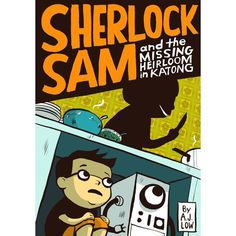Meet Sherlock Sam, Singapore's greatest kid detective. With his trusty robot Watson, Sherlock Sam will stop at nothing to solve the case,...