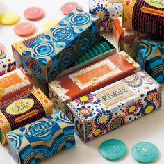 soap is beautiful » Blog Archive » decorative soap packaging