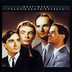 Creativiteit opwekkend:  Kraftwerk Trans Europe Express http://www.youtube.com/watch?v=YcK_xHGbp74