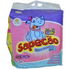Tapete Higiênico Pet Baby São Francisco - MeuAmigoPet.com.br #petshop #cachorro #cão #meuamigopet