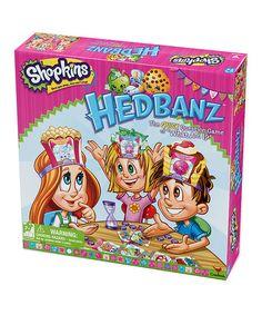 This Shopkins™ Hedbanz Game is perfect! #zulilyfinds