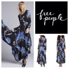 Free People First Kiss Maxi Dress