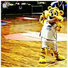 Rori si Maung! Our proud mascott!