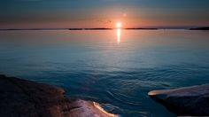 Rural Finnish archipelago. Kökar Island at Aland Islands, archipelago between Sweden and Finland   Saariston karua kauneutta Kökarissa Ahvenanmaalla Copyright: Visit Finland. Kuva: Visit Finland.