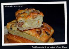 Cake à la poire et au bleu - Mon coin gourmand