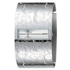 Esprit Ladies Watch Magic Paradise Silver ES101832001