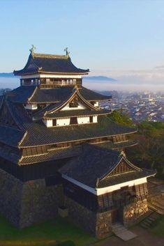 Japanese Castle, Japanese House, Japanese Home Design, Japan Architecture, Thriller, Rural Area, Mystery, Building Design, Japan Travel