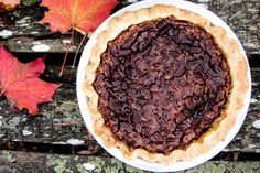Browned Butter Bourbon Pecan Pie Bourbon Pecan Pie, Brown Butter, Yummy Food, Creative, Sweet, Holiday, Desserts, Recipes, Candy