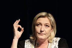 A toi l'honneur !: Marine Le Pen, une politicienne comme les autres.....