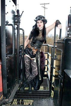 steampunk kost m selber machen steampunk kost m kost me selber machen und kost m ideen. Black Bedroom Furniture Sets. Home Design Ideas