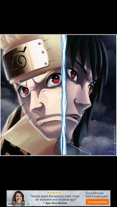 Naruto Vs Sasuke, Art Naruto, Naruto Shippuden Anime, Boruto, I Ninja, Image Manga, Naruto Series, I Love Anime, Animes Wallpapers