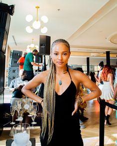 Braided Hairstyles For Black Women Braided Cornrow Hairstyles, Black Girl Braids, Braided Hairstyles For Black Women, African Braids Hairstyles, Braids For Black Hair, Girls Braids, Girl Hairstyles, Long Cornrows, Cornrow Braid Styles