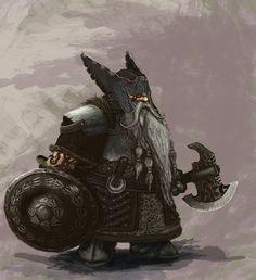 Dwarf05 by Acrassan