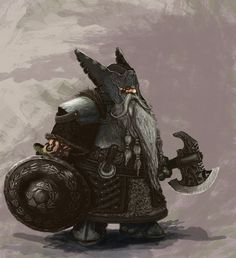 Dwarf by Acrassan.deviantart.com