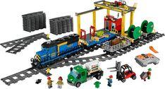 60052 - LEGO CITY Tehervonat