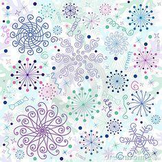 Papel pintado en colores pastel inconsútil de la Navidad