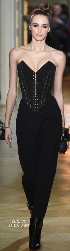 Ulyana Sergeenko, Spring 2016 Couture.