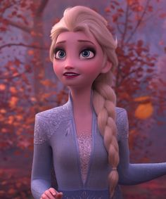 Frozen II Director Explains Why Elsa Doesn't Have A Girlfriend... Yet