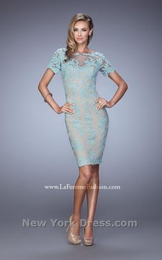 La Femme 21717 Dress - NewYorkDress.com