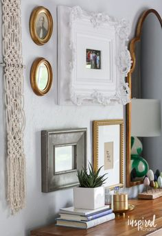 Wall art is perhaps one of the best ways to showcase your memories, your personality and your style. Play with shapes, finishes and texture to for a unique look. Or go symmetrical for a timeless effect.