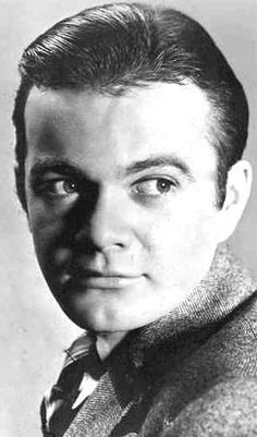LEO GORCEY (1917 - 1969)  One of the Bowrey Boys