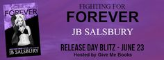 Ogitchida Kwe's Book Blog : Fighting For Forever  Release Day Blitz/Giveaway!