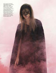 rituel: anna selezneva by iain mckell for numéro #142 april 2013 | visual optimism; fashion editorials, shows, campaigns & more!