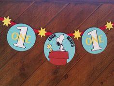 Snoopy party Snoopy birthday Peanuts party by KpDigitalCreations