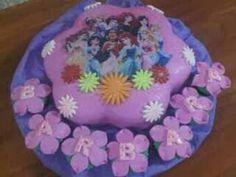 Anemona princesas y cupke flores