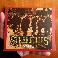 """Happy birthday to Mike McColgan @mikemmcc! Singing """"Cut Down On The 12th"""" with you in the front row is still one of my favorite concert moments ever! Keep it real Mike!  #mikemccolgan #happybirthday #happy #birthday #streetdogs #savinhill #lp #record #album #cd #cdigclub #classic #instanow #music #picoftheday #studio #collection #nowspinning #inmycdplayer #rock #rockandroll #punkrock #punk #boston #cutdownonthe12th by frankmakak"""