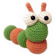 Will be making this soon! :D Maybe try and do Very Hungry Caterpillar colors ;). William would love it!