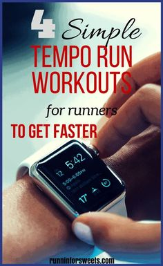 No matter what distance you run each week, whether you're a beginner runner or pro athlete, tempo runs are an important workout to complete during training. With so many different tempo run variati… Tempo Run Workout, Running Workout Plan, Speed Workout, Workout Plans, Workout Ideas, Outdoor Running Workouts, Interval Running Workouts, Cardio, Running Plans
