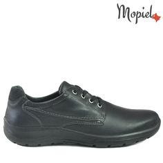 Pantofi barbati 138803/4621.6/J/Negru/Gelindo Men Dress, Dress Shoes, All Black Sneakers, Oxford Shoes, Lace Up, Casual, Fashion, Moda, All Black Running Shoes