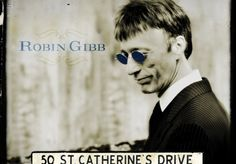 Unreleased Robin Gibb album and final recordings set for Sept 30th release