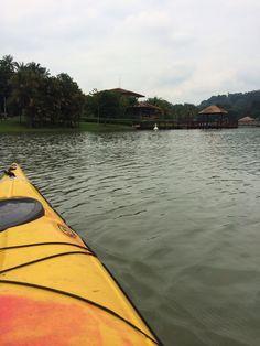 kayak-ing!