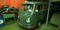 Volkswagen Bus Featured on Tonight's Chrome Underground - VWVortex