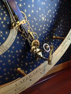 The David Rittenhouse Orrery | In Proportion to the Trouble website