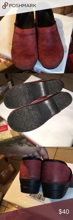 Sanita clogs 💠💠 Good condition some wear few marks Sanita Shoes Mules & Clogs