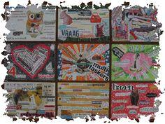 mini enneagram moodboards in ansichtkaartformaat te koop!