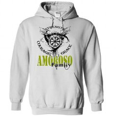 AMOROSO Family Strength Courage Grace T Shirts, Hoodies. Get it now ==► https://www.sunfrog.com/Names/AMOROSO-Family--Strength-Courage-Grace-relzqrabdb-White-49698173-Hoodie.html?57074 $36.99