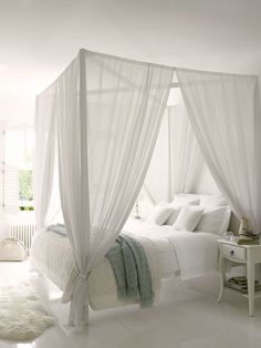 1000 images about lit baldaquin on pinterest canopy beds bedrooms and com - Lit baldaquin 180x200 ...