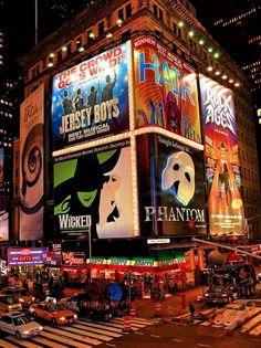 Love Times Square!
